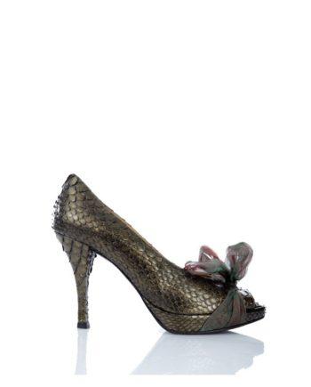 zapato-mujer-piton-verde
