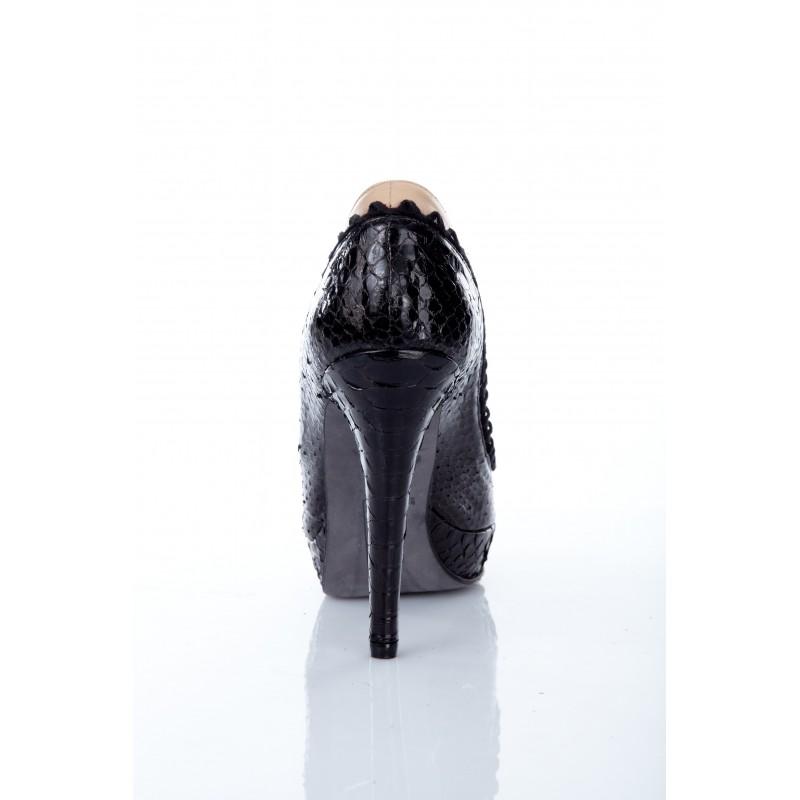 peeptoe-piton-negro