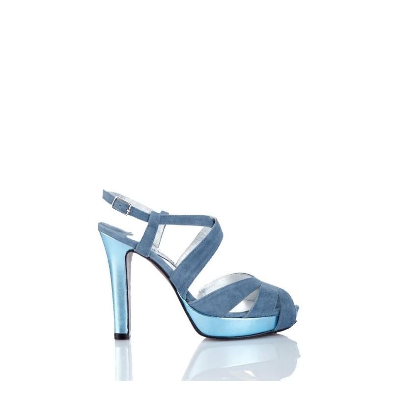peeptoes-zapatos-azules-de-novia-plataforma-piel metalizada-y-ante