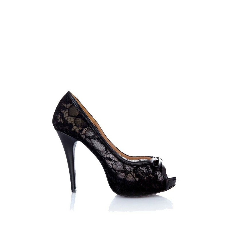 zapato-mujer-encaje-negro