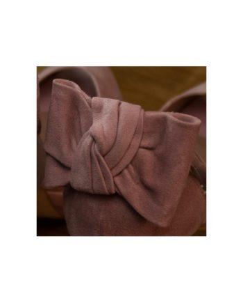 Lazo-fruncido-rosa-zapatos