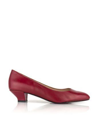 zapato-mujer-piel-burdeos