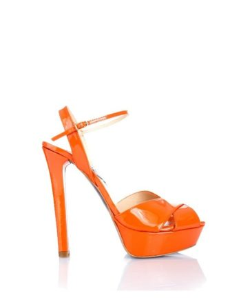 sandalia-mujer-tacon-alto-naranja