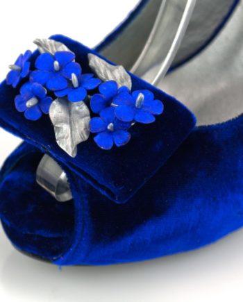 adorno para tus zapatos, flores de porcelana japonesa a tu gusto